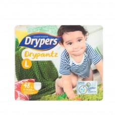 DRYPERS DRYPANTZ LARGE 48PCS