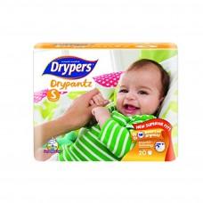 DRYPERS DRYPANTZ SMALL 20PCS