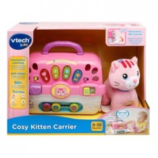 VTECH BABY COSY KITTEN CARRIER