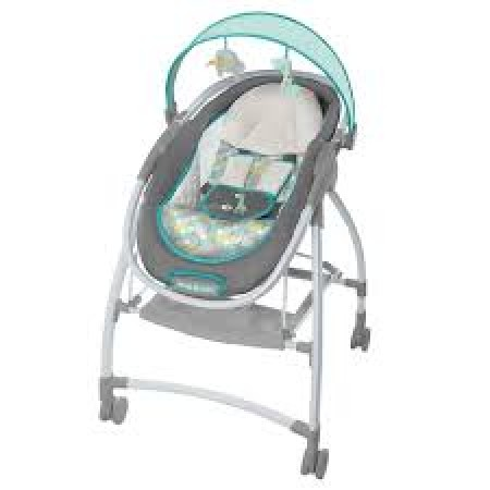 INGENUITY INREACH MOBILE LOUNGER & BOUNCER