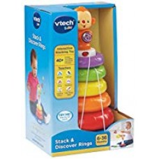 VTECH BABY STACK & DISCOVER RING