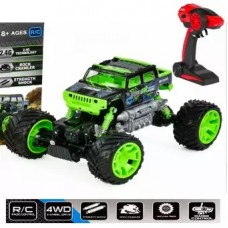R/C ROCK CRAWLER 4 X 4