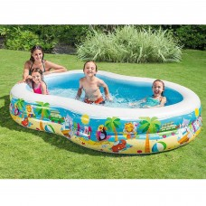 INTEX SWIM CENTER SEASIDE POOL MULTI COLOR