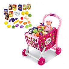 Kids Shopping Cart 3 in 1