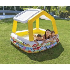 INTEX INFLATABLE GAME CENTER POOL