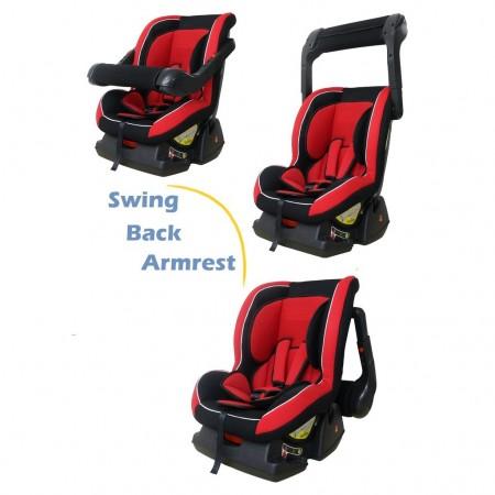 CONVERTIBLE BABY CAR SEAT -0M+