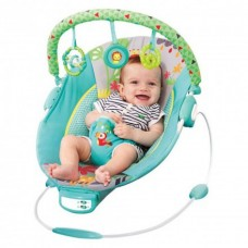 MASTELA - Comfort For Baby Sea Green bouncer