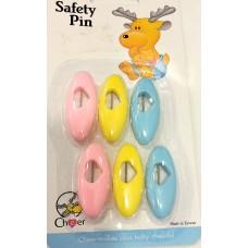 SAFETY NAPPY PIN