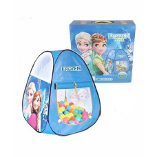 FOLDABLE PLAY TENT -FROZEN