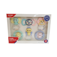 Huanger - Baby Rattle Set
