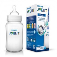PHILIPS AVENT CLASSIC+FEEDINGS BOTTLE  11oz