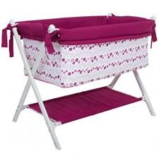 Swing Crib Cot Steel