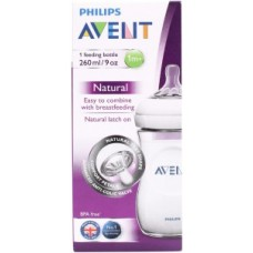 PHILIPS AVENT NATURAL BOTTLE 9 OZ