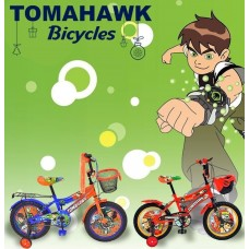 BEN 10 BICYCLE-TOMAHAWK -16""