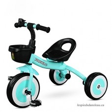 KIDS TRICYCLE PEDAL RIDE-ON