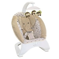 Baby Bouncer Elephant Grey BS 316-186