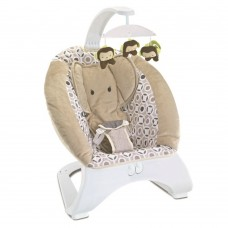 Baby Bouncer Elephant Grey BS 316-186