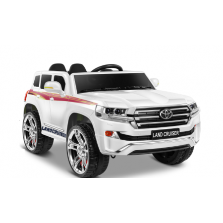 Kids Jeep Land Cruiser 4X4 rechargeable