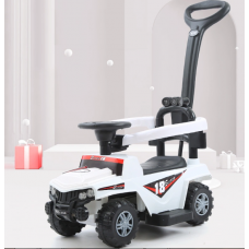 Children Toy Car with Push Bar