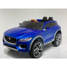 JAGUAR RIDE ON MOTOR CAR 4 X 4