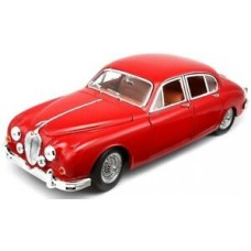 Bburago - 1/18 Jaguar Mark II 1959