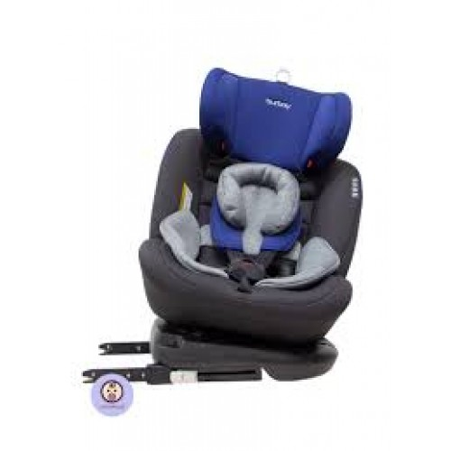 Burbay 360 Rotatable isofix car seat