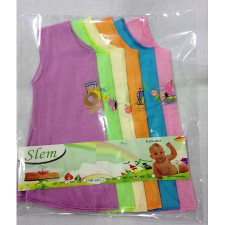 NEW BORN BABY FROCKS-ASSORTED