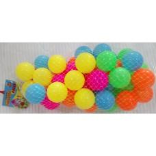 PVC BALL PACK 50 BALLS