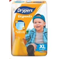 DRYPERS DRYPANTZ XL 42 PCS