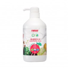 BOTTLE WASH/ PH 5.5 RATIO/ 100% NATURAL