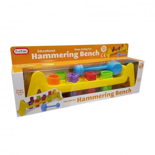 Hammering Bench Set