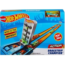 HOTWHEELS ACTION DRAGSTRIP CHAMPION