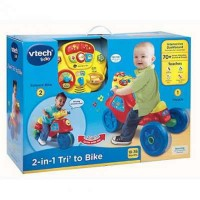 Vtech 2-in-1 'Tri To Bike