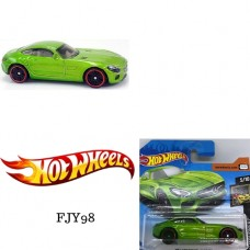 HOT WHEELS-15 MERCEDES-AMG GT