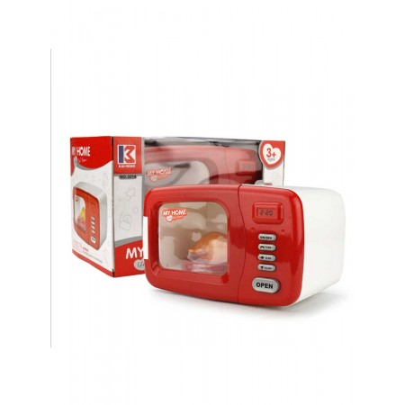 Microwave Oven Kids Pretend Cooking Toy
