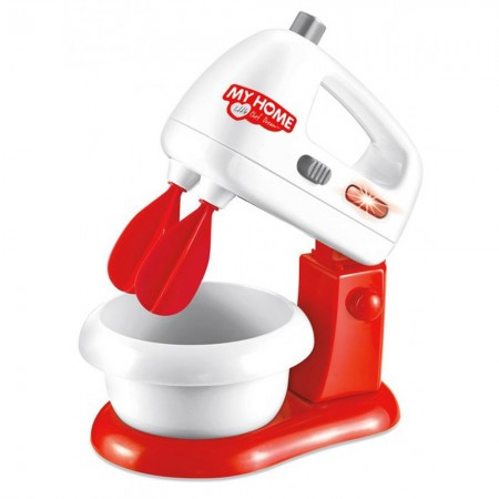 Battery Operated Mixer Bowl Food Processing Toy