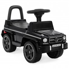 Mercedes G63 Foot-to-Floor Ride-On Push Car