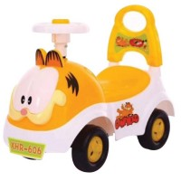 GARFIELD PUSH CAR