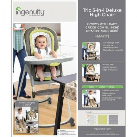 Ingenuity™ Trio 3-in-1 High Chair