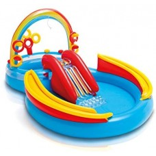 INTEX RAINBOW RING PLAY CENTER SWIMMING POOL