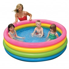 INTEX 4-RING KIDS POOL