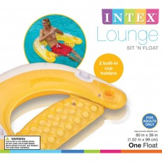 INTEX SIT N FLOAT