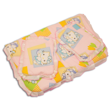 KIDS JOY LARGE QUILT SET
