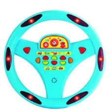 ACTIVITY STEERING WHEEL (PLAY & LEARN)