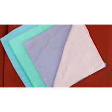 NAPPY BANDAGE CLOTH 18 X 18 COLORED