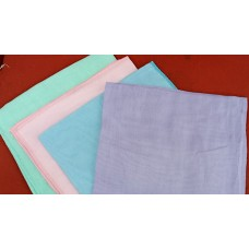 NAPPY BANDAGE CLOTH 22 X 22 COLOURED