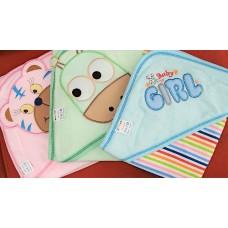BABY HOODY TOWEL -LINING