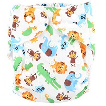 WASHABLE DIAPERS- WITH INSERTS