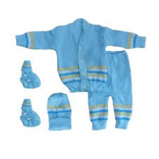 BABY WOOL SUIT - WARMER SUIT