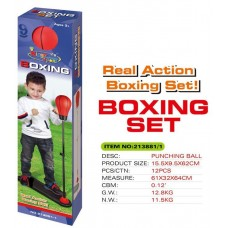 KINGSSPORT REAL ACTION BOXING SET